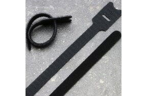 HOOK & LOOP CABLE TIES 200mm SET/10